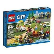 LEGO City 60134 Fun in the Park City People Pack NEW Sealed RETIRED