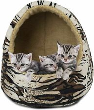 New listing Pet Cat Bed - Cama para mascotas para gatos y perros pequeños