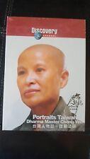 Discovery Channel Portraits Taiwan Sharma Master Cheng Yen