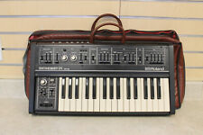 Roland SH-09  Vintage Synthesizer Keyboard w/ Case * Pre-owned*  FREE SHIPPING
