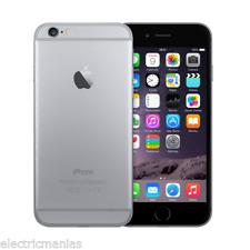 APPLE iPhone 6 Gris 16GB Móvil Libre 4G Finger Sensor Smartphone iOS Teléfono ES
