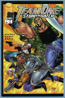 Team One: Stormwatch #1 (Jun 1995, Image) Steven Seagle Tom Raney Jim Lee
