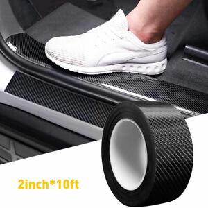 10FT/3M Anti-Scratch Bumper Strip Sill Protector Scuff Car Auto Door Plate G