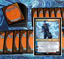 mtg RED BLUE IZZET DECK Magic the Gathering rares 60 cards ral storm conduit