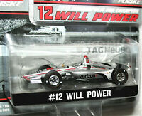 Indy 500 Car Indianapolis Winner Will Power Diecast Series New NOS MIP 2018 LE