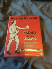 Buster Keaton 3 Films vol 2 (Blu-ray, Limited Edition)