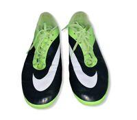 Men's Nike Green Hypervenom Phatal Fg Football Boots Size Uk 10