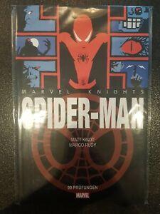 Spider-Man - Marvel Knights - 99 Prüfungen - Paperback - Sehr guter Zustand