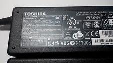Original Toshiba Asus adapter charger Ladegerät Netzteil 19V 3,95A 75W 5.5x2,5mm