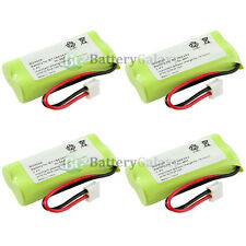 4 NEW Home Phone Rechargeable Battery for AT&T/Lucent BT-8001 BT-8300 1,300+SOLD