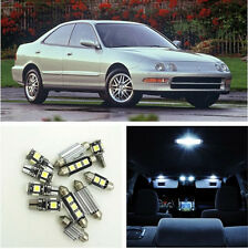 1994-2001 Acura Integra Premium LED Lights Interior Kit 9pc