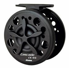 OKUMA CASCADE Fly Reel Model CS 46 Large Arbor