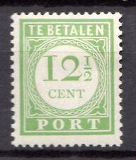Curacao - 1915 Postage Due Mi. 24E MH