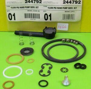 LINCOLN AUTOMOTIVE Hein Werner 244792 Service Repair Kit 10000 PSI Pump Kit (AE6