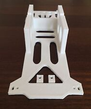 Walkera Runner 250 Frame and Battery Tray Integrated and Stronger White
