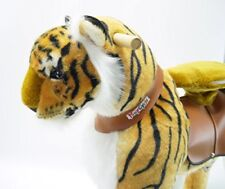PonyCycle Medium Tiger Non-Electric Kid Powered Ride On Toy