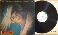Bajaga – Sa Druge Strane Jastuka RARE YUGOSLAVIAN ROCK 1985 RIBLJA CORBA KERBER