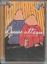 DVD ALL ZONE--CONCERT--LOUISE ATTAQUE--EN CONCERT / Y A T' IL QUELQU'UN ICI ?