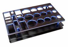 Integy C27286BLUE Universal Workbench Organizer 195x117x40mm Workstation Tray