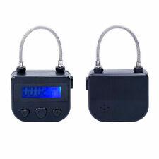 Smart Time Lock LCD Display Time Lock Multifunction Travel Electronic Timer