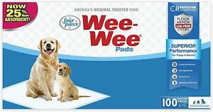 Four Paws Wee-Wee Puppy Pee Pads 9 lbs.