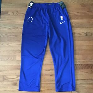 Nike Philadelphia 76ers Authentic On Court Mens Warm Up Pants Size 2XL Tall