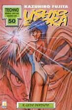 manga STAR COMICS USHIO E TORA numero 18