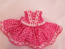 Pink Party Dress Singin Chatty Free Shipping