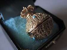 RAREST Juicy Couture Charm Royal Ball Queen Crown Orb EXTREMELY HARD TO FIND