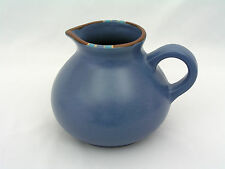 """(1) DANSK MESA SKY BLUE - 6"""" PITCHER - MADE IN PORTUGAL - VERY NICE CONDITION"""
