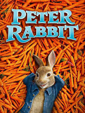 Peter Rabbit (DVD, 2018) NEW Free Fast Shipping 🚀