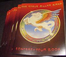 Wholesale Lot 10 Steve Miller Band 70S Concert Program Stanley Mouse Art 1977
