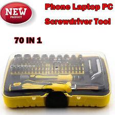 Precision Tool 70IN1 Electronics Screwdriver Torx Repair Tools Kit Xbox Phone PC