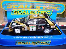 C3490 NEW BOXED Scalextric Lancia Delta S4-F. Tabaton 1986 San Remo Rally
