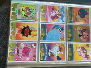 moshi monsters mash up cards collectors display book