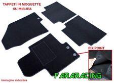 131604 TAPPETI TAPPETINI IN MOQUETTE SU MISURA TOYOTA Auris 3/5p. 07>12