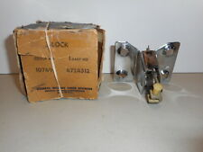 1958 Chevrolet Station Wagon Center Gate Lock, NOS, GM Package