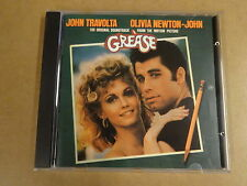 SOUNDTRACK CD / GREASE ( JOHN TRAVOLTA / OLIVIA NEWTON-JOHN )