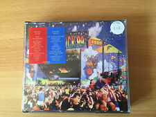 """WOODSTOCK 1999""-RHCP-LIMP BIZKIT-KID ROCK-OFFSPRING-RATM-MEGADETH-NEW LIVE 2CD"