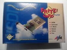 AVM FRITZ!Card PCI, ISDN PCI