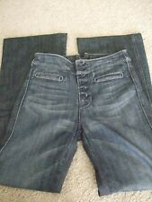 SEVEN FOR ALL MANKIND WOMEN'S DENIM JEANS   SIZE 27