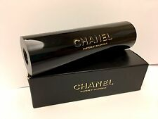 Authentic CHANEL Vintage Kaleidoscope Plastic Black Collectible For Chanel Lover