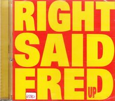 RIGHT SAID FRED + CD + UP + 10 starke Songs + I´m Too Sexy + NEU + OVP +