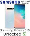 Samsung Galaxy S10 White 128GB Sprint AT&T T-Mobile Verizon Factory Unlocked photo