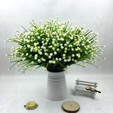 Gypsophila Room Art Home Office Decor Baby's Breath Reception  Bouquet Flower