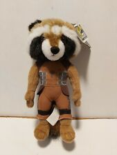 Marvel Rocket Raccoon Plush Toy Doll Figure - GUARDIANS of the GALAXY