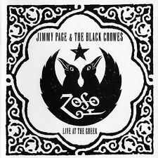 Jimmy Page & The Black Crowes/Live At The Greek/LED ZEPPELIN-VINYL 3 LP