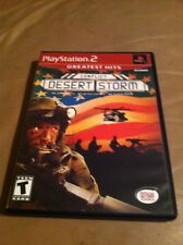 Conflict: Desert Storm  (Sony PlayStation 2, 2002)