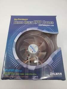 Zalman Computer Noise Prevention System with Silent Fan Pure Copper Heatsink