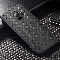 Original ROCK Wave Silikon Case für Samsung Galaxy S9 G960F Tasche Hülle Schwarz